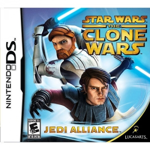 Star Wars Clone Wars Jedi Alliance Ds