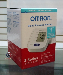Omron Blood Pressure Monitor 3 Series