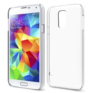 iLuv Gossamer SS5GOSS Clear Hardshell Case for Samsung Galaxy S5
