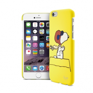 "iLuv AI6SNOOYE snoopy series flying ace hardshell case for iPhone 6 4""7"