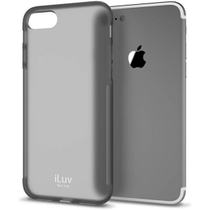 iLuv Gelato Case for iPhone 7 Plus/8 Plus (Black)