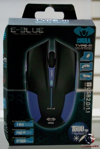 E-Blue cobra type-m gaming mouse