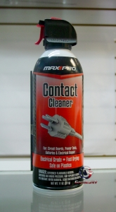 Max Professional CV-002-138 Contact Cleaner 11 oz