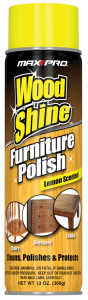 Max Pro Furniture Polish 13 oz