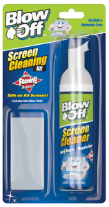 Blow Off Foaming Screen Cleaning Kit