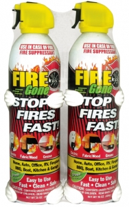 Fire Gone Fire Suppressant 16oz