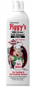 Piggy's BBQ Grate Grill Cleaner 19 oz