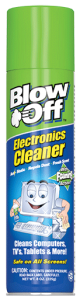 Blow Off Electronics Cleaner 8 oz