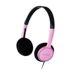 27242736092, Small pink headphones for children