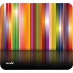Allsop NatureSmart Mouse Pad (Tech Multi Stripes)