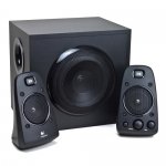 Logicool Z623 THX Certified 3-Piece 2.1-Channel Multimedia Speaker System (Black)