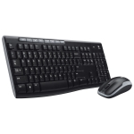 097855071521, Logitech Wireless Combo MK260 with Keyboard and Mouse