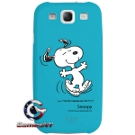 iLuv iCP751SBLU Peanuts Character Case for iPhone 4/4S (Snoopy)