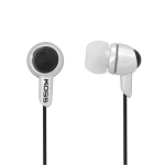 21299180990, Noise isolating in-ear stereophones-silver