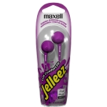 25215191343, Purple jelleez earbuds