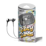 25215192982, Silver juicy tunes fashion earbuds
