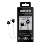 25215193033, Black crystal earbuds