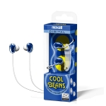 25215193170, Blue cool beans digital ear buds