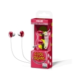 25215193194, Red cool beans digital ear buds