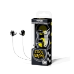 25215193224, Black cool beans digital ear buds