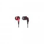 37988263011, Slimz compact earbuds - red