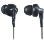 37988263264, Ergofit inner ear headphone - black