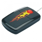 4260066571227, Pat Says Now - Designer Computer Mouse - Hotrod