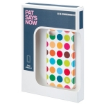 POLKA DOT iPhone 4/4s caseby PAT SAYS NOW 4260066574013