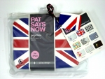 "Pat Says Now UK Sleeve 7""-9"" Device Sizes Original"