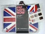 "Pat Says Now UK Sleeve 8.9""-11.6"" Device Sizes Original"