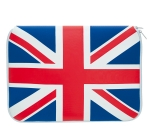 "Laptop Sleeve UK 12""-13.3"" (Union Jack ) Pat Says Now"
