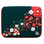 Pat Says Now Laptop Sleeve Kokeshi 12''-13''