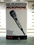 QFX Wireless Dynamic Professional Microphone
