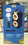 Quantum FX Portable Multimedia Speaker With FM USB SD Aux in Remote Contrl - Quantum FX CS-14US