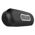 iLuv ROLLICKBK Portable Wireless Bluetooth Speaker (BLACK) NEW