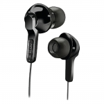 639247135284, Black in-ear headphones with super-bass