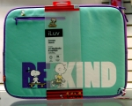 iLuv IBP2113BKBLU snoopy sleeve for macbooks and laptops