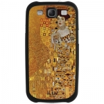 iLuv Klimt Premium Inlay Hard-Shell Case for Galaxy SIII