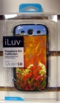 "iLuv ISS246LAN Cell Phone case ""Pangborn Art Collection"" for Galaxy S3"