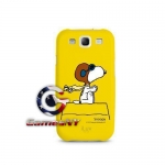 iLuv Samsung Galaxy S III Snoopy Charlie Brown Cartoon Case