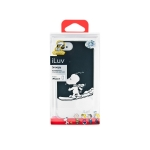 iLuv ICA7H383BLK Snoopy Sports Series Hardshell Case for Apple iPhone 5