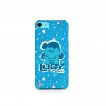 iLuv ICA6H381BLU Snoopy Hardshell case for iPod Touch