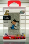 iLuv ICA6H384 GRYW Hardshell Case for iPod nano, Lucy