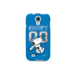 iLuv SS4SNOOBL Snoopy Series Harshell Case for Samsung Galaxy S4