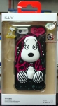 iLuv AI5BEL3BK Belle SNOOPY 3D for iPhone 5 5S Black Case