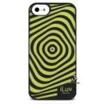 iLuv Aurora Illusion Glow in the Dark Case iPhone 5c Ailauripn
