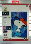 iLuv Peanuts Snoopy Folio For iPad Air  AP5SNOFBL