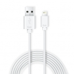 iLuv ICB265WHT Premium Extra-Long 10ft Lightning Cable