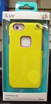 "ILUV AI6REGAYE iPhone(R) 6 4.7"" Regatta Case (Yellow)"