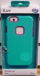 "iLUV REGATTA iPHONE 6 (4.7"") DUAL LAYER CASE BLUE/PINK AI6REGATE"